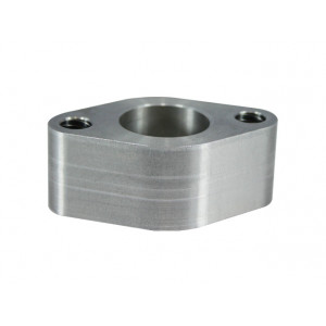 "Aluminium Spacer Block 1"" bore 1"" Thickness"