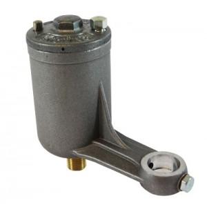 1E Float Bowl - Horizontal Long Arm Bottom Feed, Nut & Nipple Connection