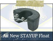 The All New AMAL Concentric StayUp Float