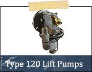 Type 120 Lift pumps