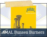AMAL Bunsen Burners