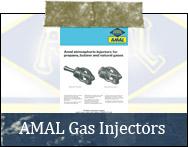 AMAL Gas Injectors