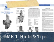 Mk1 600 and 900 Series Hints and Tips