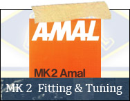 Mk2 Fitting and Tuning instructions